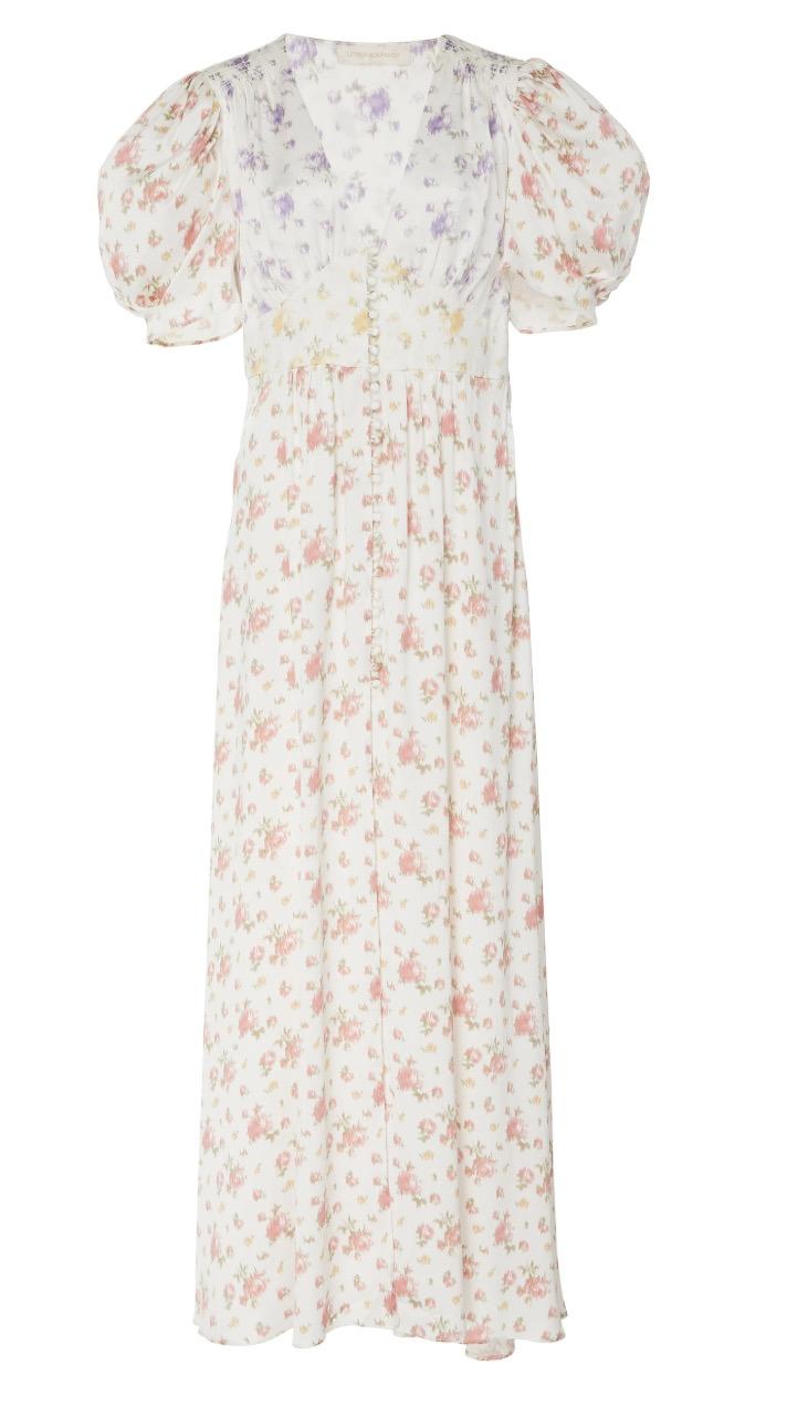 LoveShackFancy Maxi Dress, $695