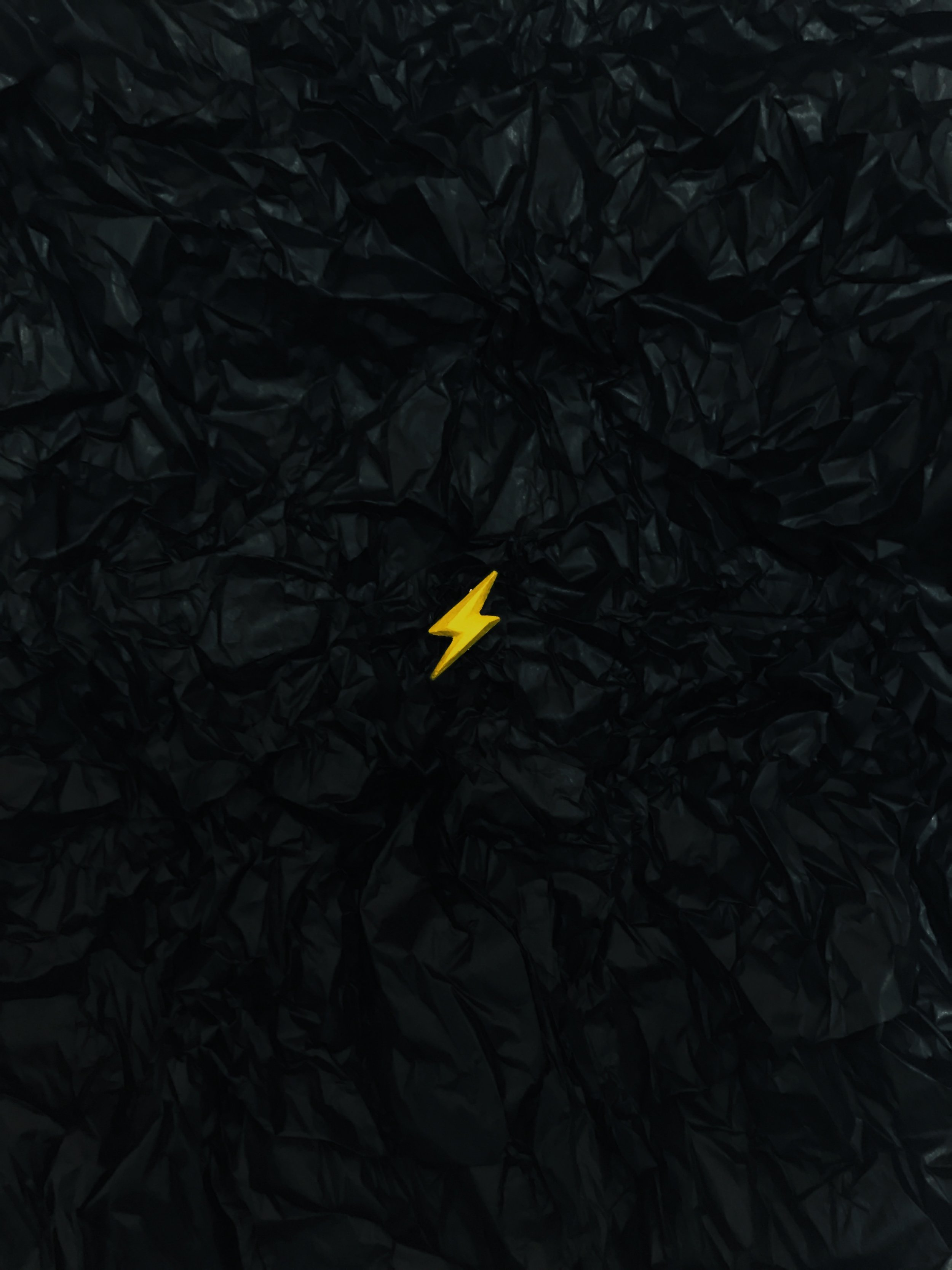 DROP Lightning Wooden Pin