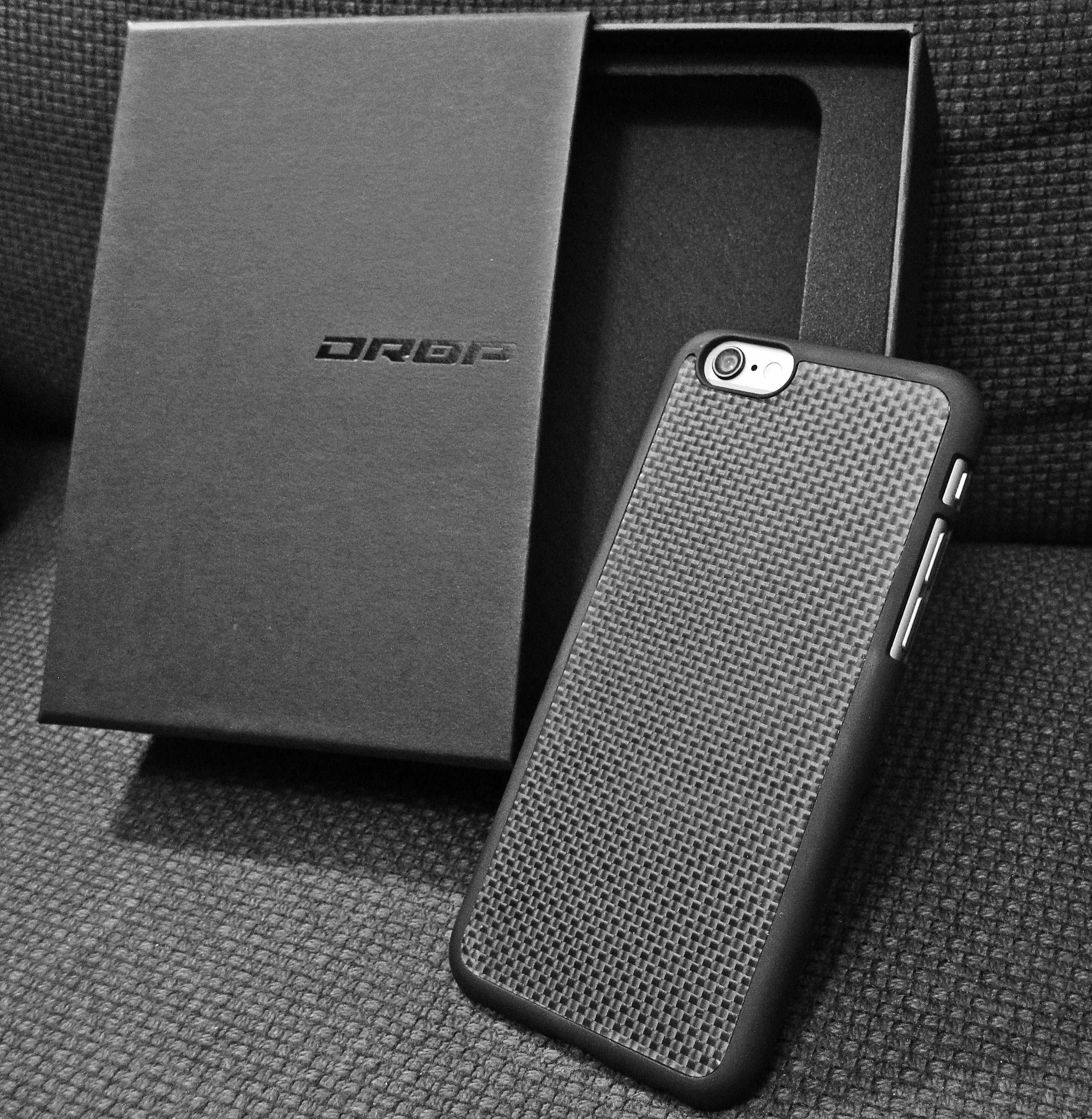 DROPCarbon iPhone 6/6s Hard Case