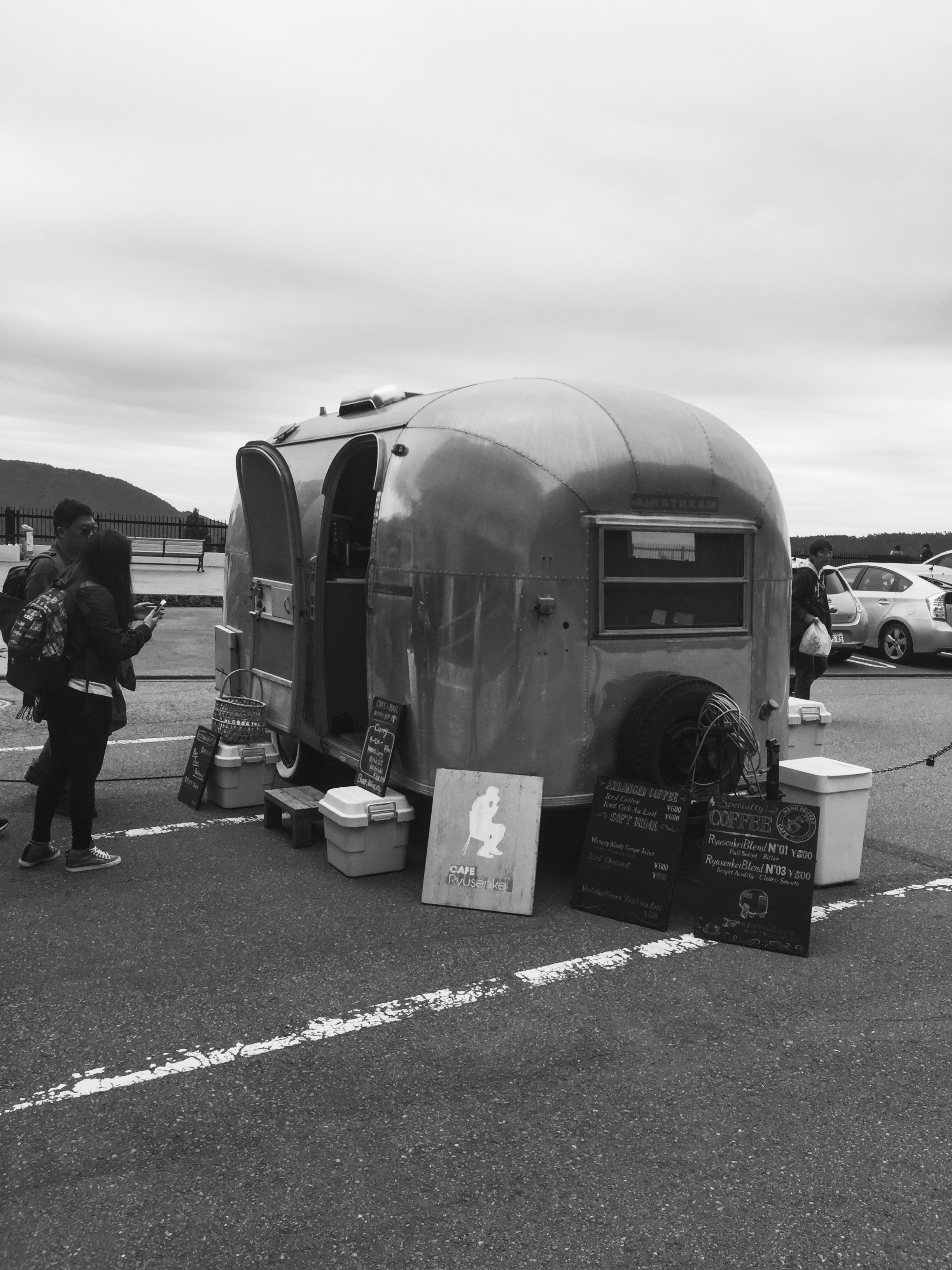 Coffee Truck - Blog - DROP