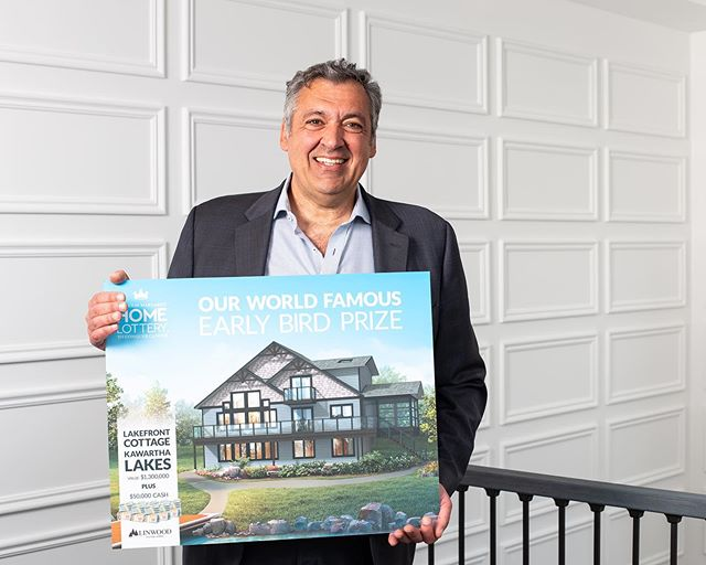 Congratulatons to all of our lucky grand prize winners in the Princess Margaret Spring 2019 Home Lottery. Click our link to bio to watch their reactions and why they support The Princess Margaret 🎉