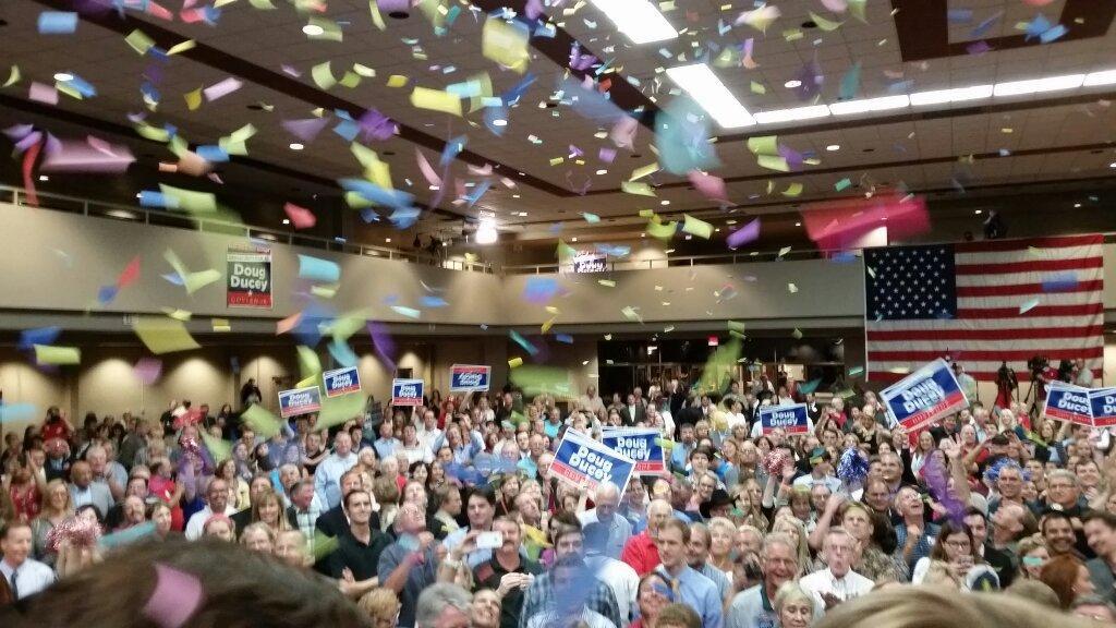 Romney Rally 2014 Stage.jpg