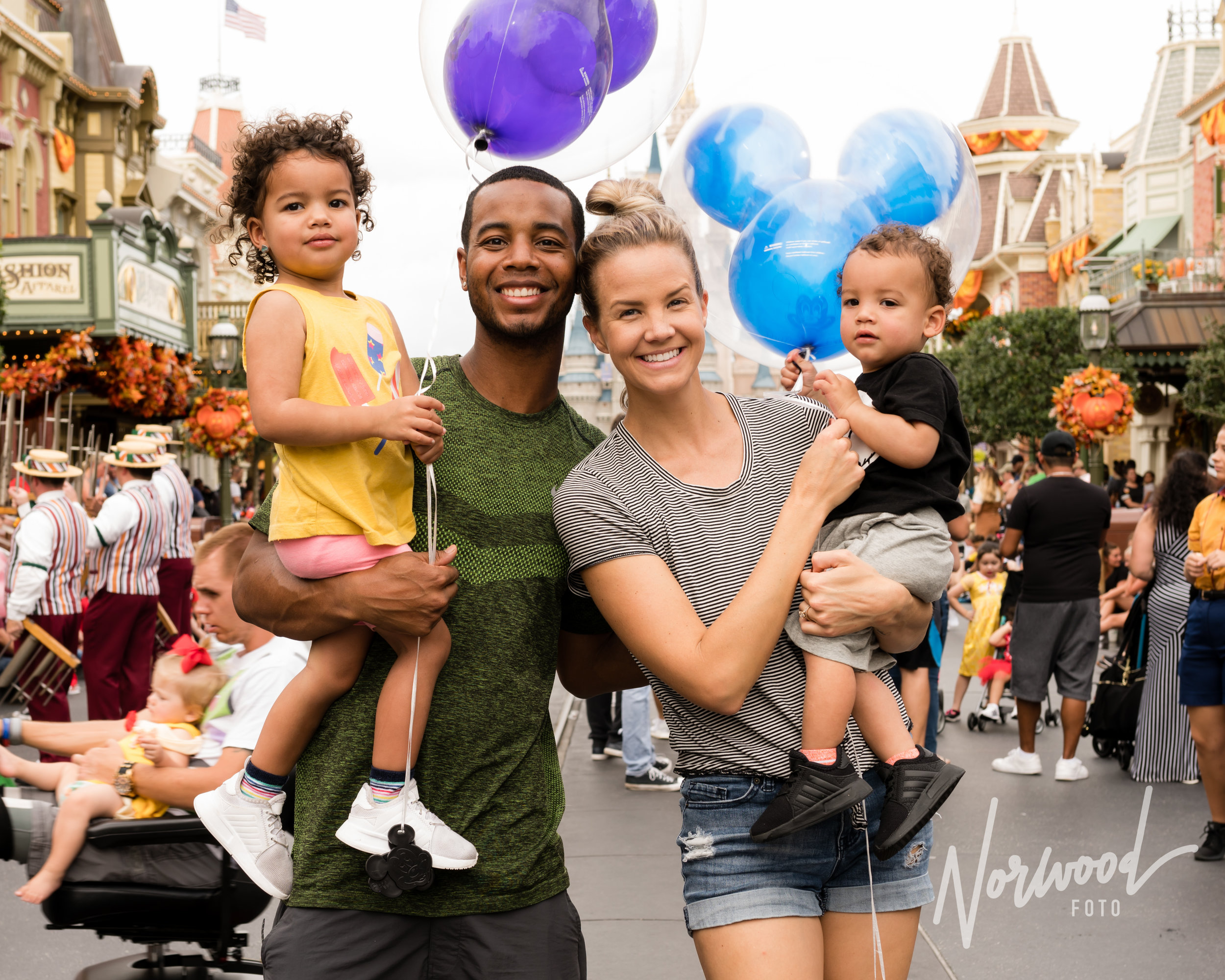 The Norwood Family