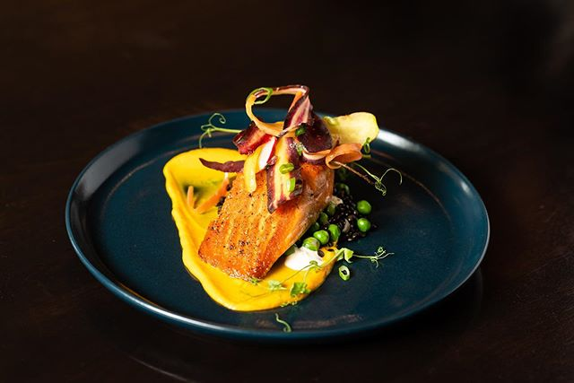 Trout or Salmon? Have new menu items that need to be shot for social or for new print media? We can eat it for you... and shoot it. - - - - #denverphotographer #denverfoodies #denverrestaurantphotographer #coloradofoodie #denverfoodphotographer