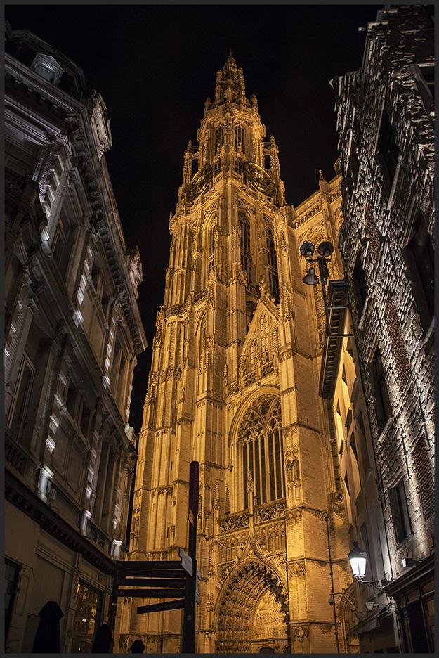 De Kathedraal, Antwerp, Belgium