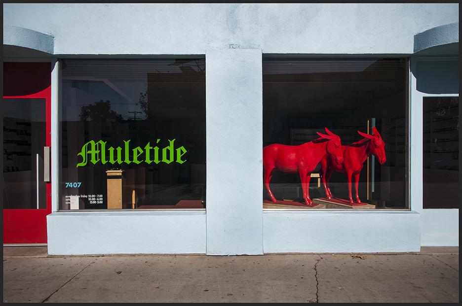Melrose Avenue, LA
