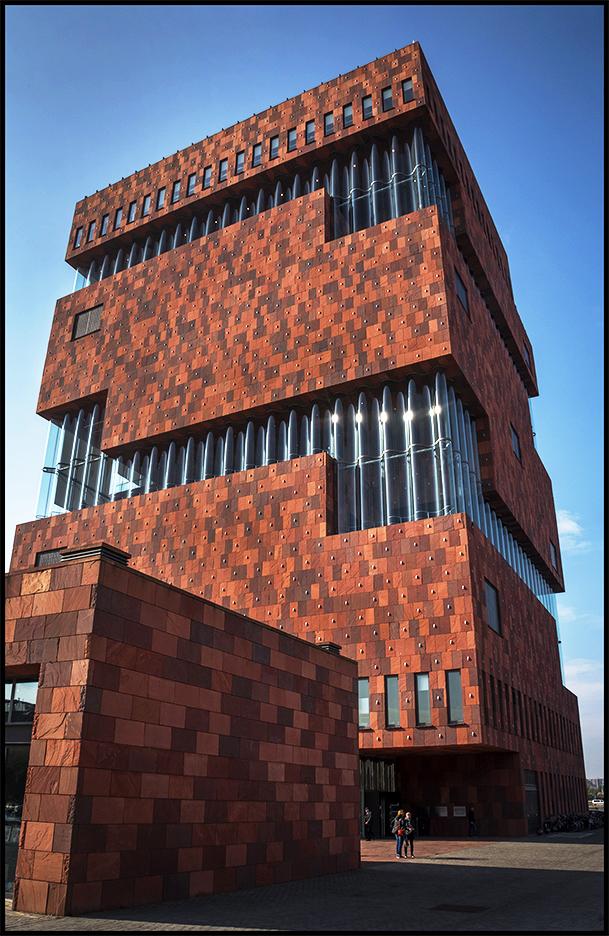 Museum aan de Stroom, Antwerp, Belgium