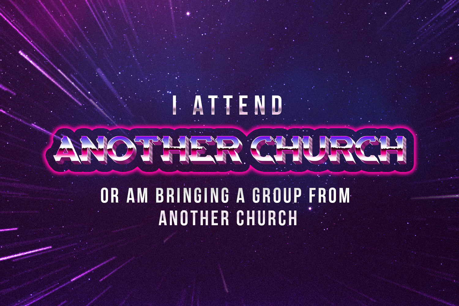 I Attend another church.png
