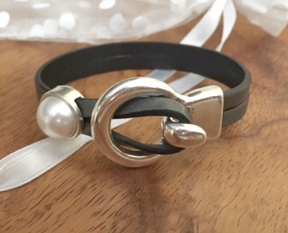 Grey with pearl and ribbon.jpg