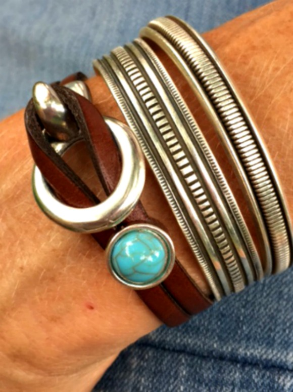 Turquoise and tan with stack.jpg