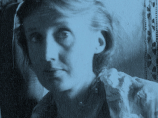 WORDS FAIL ME  The only surviving recording of Virginia Woolf