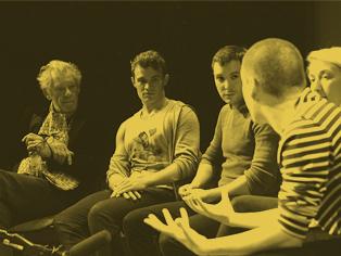 REACTIONS TO MILK'S SPEECH  Members of North London's LGBT+ community discuss The Hope Speech with Ian McKellen.