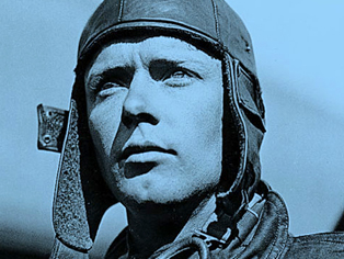 READ 'WHO ARE THE WAR AGITATORS?'  Charles Lindbergh's keynote speech at an  America First rally at the Des Moines Coliseum.