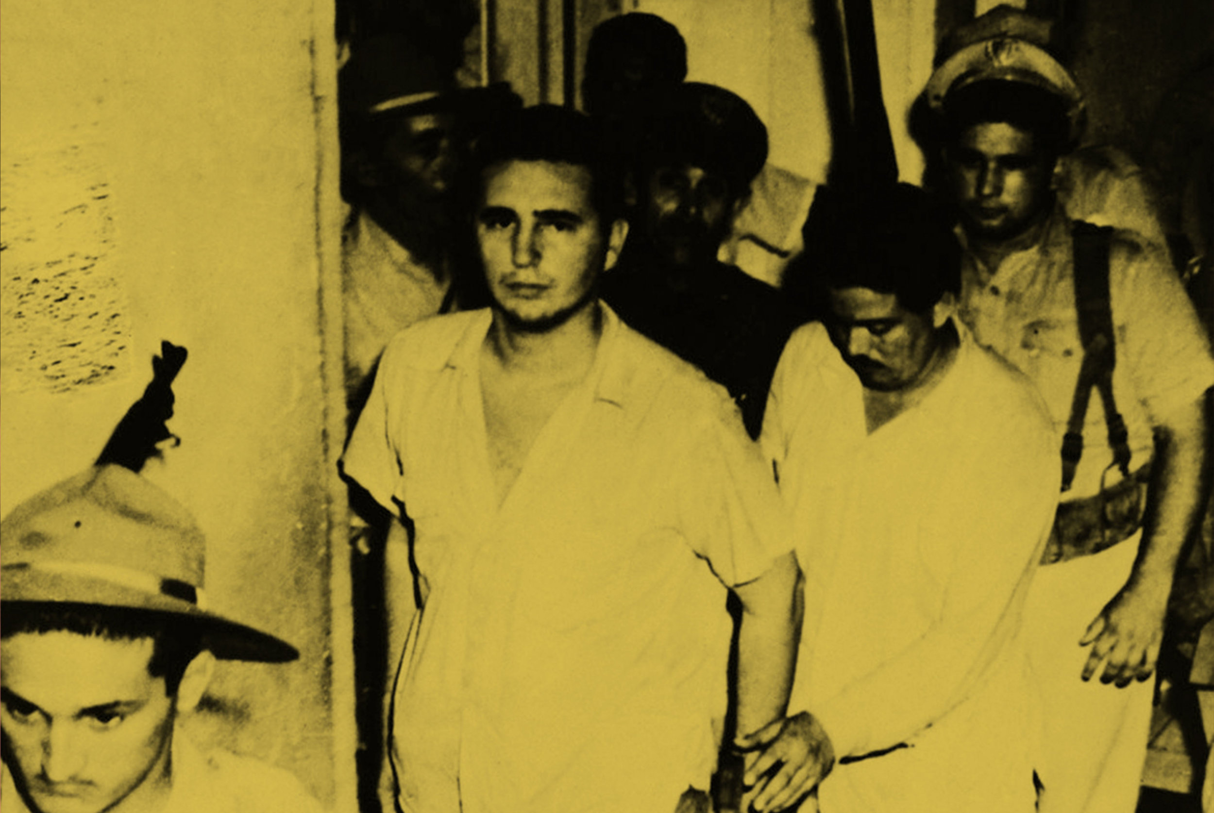 READ 'HISTORY WILL ABSOLVE ME'  The speech given by Fidel Castro in his own defence in court in 1953