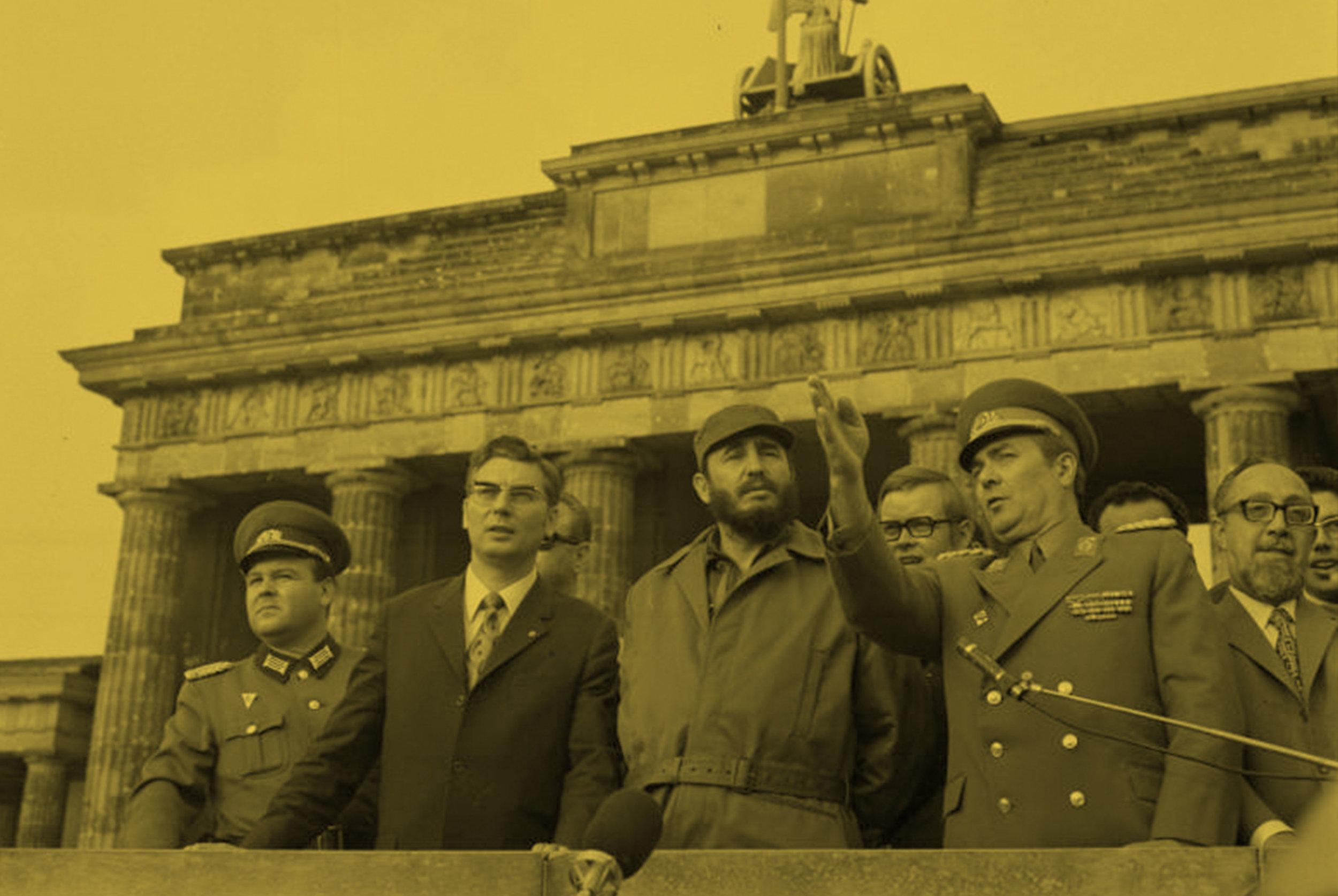 A HERO OR A TYRANT?  Rupert Cornwell examines Fidel Castro's legacy.