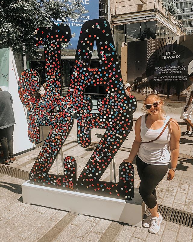 Did so much walking in Montreal🚶🏼♀️to counteract all the eating we did 😋 ⠀⠀⠀⠀⠀⠀⠀⠀⠀ One of my favourite things about Montreal in the summer is all the free festivals! Had the pleasure of checking out the #jazzfest this year and will be back in time for #JustforLaughs next summer 🎭 ⠀⠀⠀⠀⠀⠀⠀⠀⠀ ⠀⠀⠀⠀⠀⠀⠀⠀⠀ ⠀⠀⠀⠀⠀⠀⠀⠀⠀ ⠀⠀⠀⠀⠀⠀⠀⠀⠀ ⠀⠀⠀⠀⠀⠀⠀⠀⠀ #spa #montreal #hammock #botabota #botabotabota #oldport #montrealoldport #oldmontreal #visitmontreal #514 #travel #instagood #montrealblog #montrealblogger #mtlblog  #summerinmontreal #summerinthe514 #quebecspa #montrealspa #spamontreal #spaquebec #spacanada #canadianspa #hottub #plungepool #relaxmonreal #mtlvisit #mtlmoments
