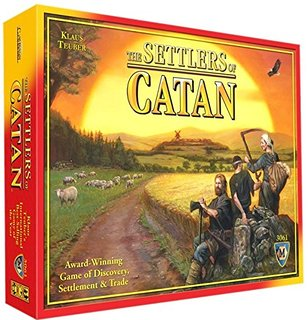 Picture yourself in the era of discoveries: after a long voyage of great deprivation, your ships have finally reached the coast of an uncharted island. Its name shall be Catan! But you are not the only discoverer. Other fearless seafarers have also landed on the shores of Catan: the race to settle the island has begun!