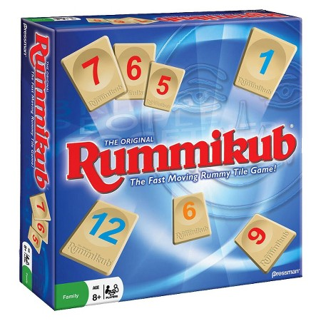 It's no surprise that Rummikub is so popular–it has all the elements that make a great game: it's easy to learn and fast moving, it's different every time it's played, it combines luck and strategy, and it changes quickly so every player has a chance to win until the very end.