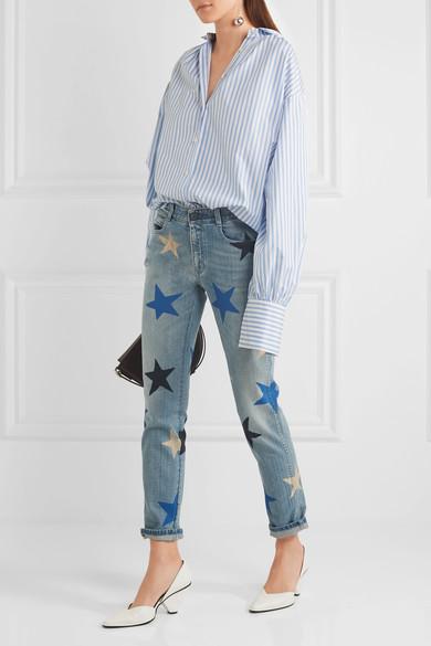 TOME Oversized striped cotton-poplin shirt.jpg