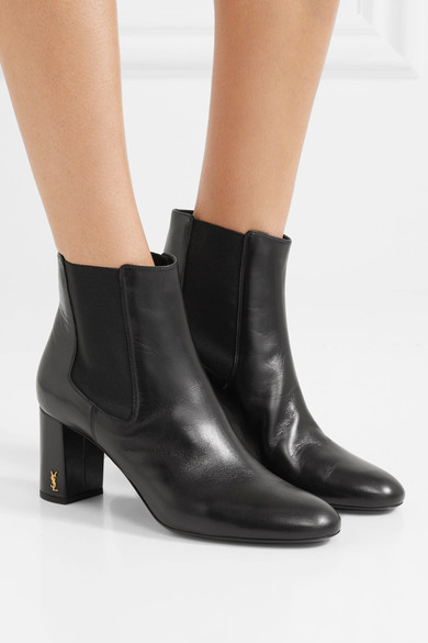 I NEED These Boots - 1. Because they are the epitome of cool & rocker chic2. They are the most comfortable with block heel that's not too high and elasticated ankle,easy to put on - take off3. They stop at the perfect spot of the ankle making your legs look long and lean4. You can wear with straight leg, cropped flair or long wide trousers, dresses short and long, skirts. EVERYTHING
