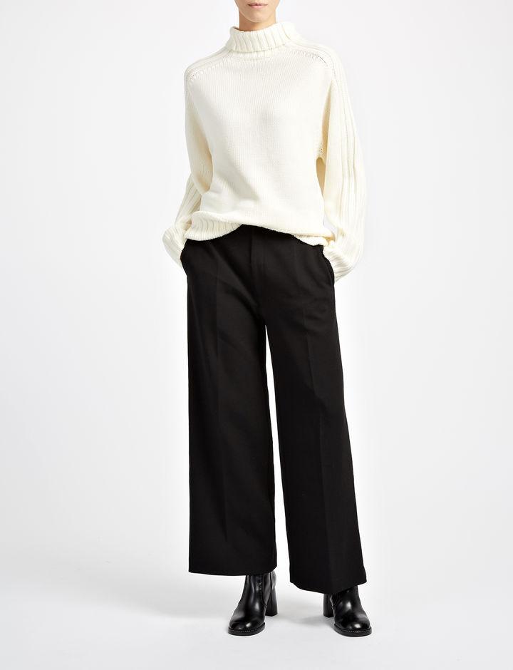 Joseph,Chunky knit high-neck sweater - £345