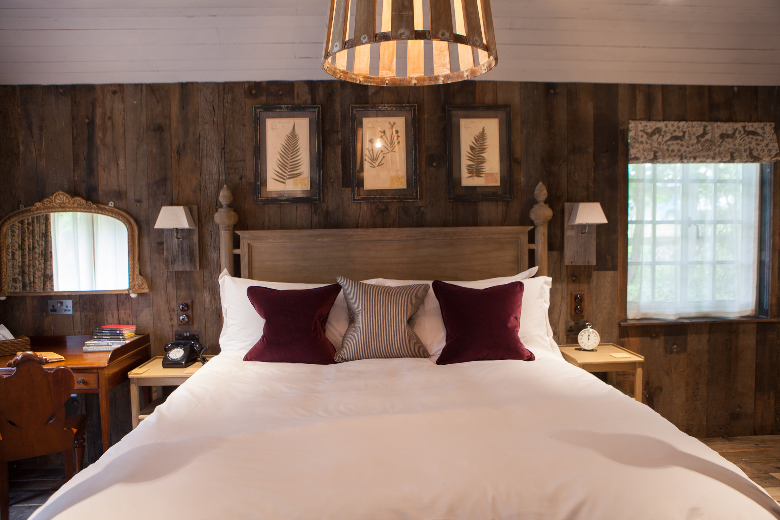 The Pig in The New Forest  - Book a weekend away in the magical New Forest at The Pig. Dine, walk, rest and pamper each other and yourselves nestled away from the hustle and bustle of daily life.