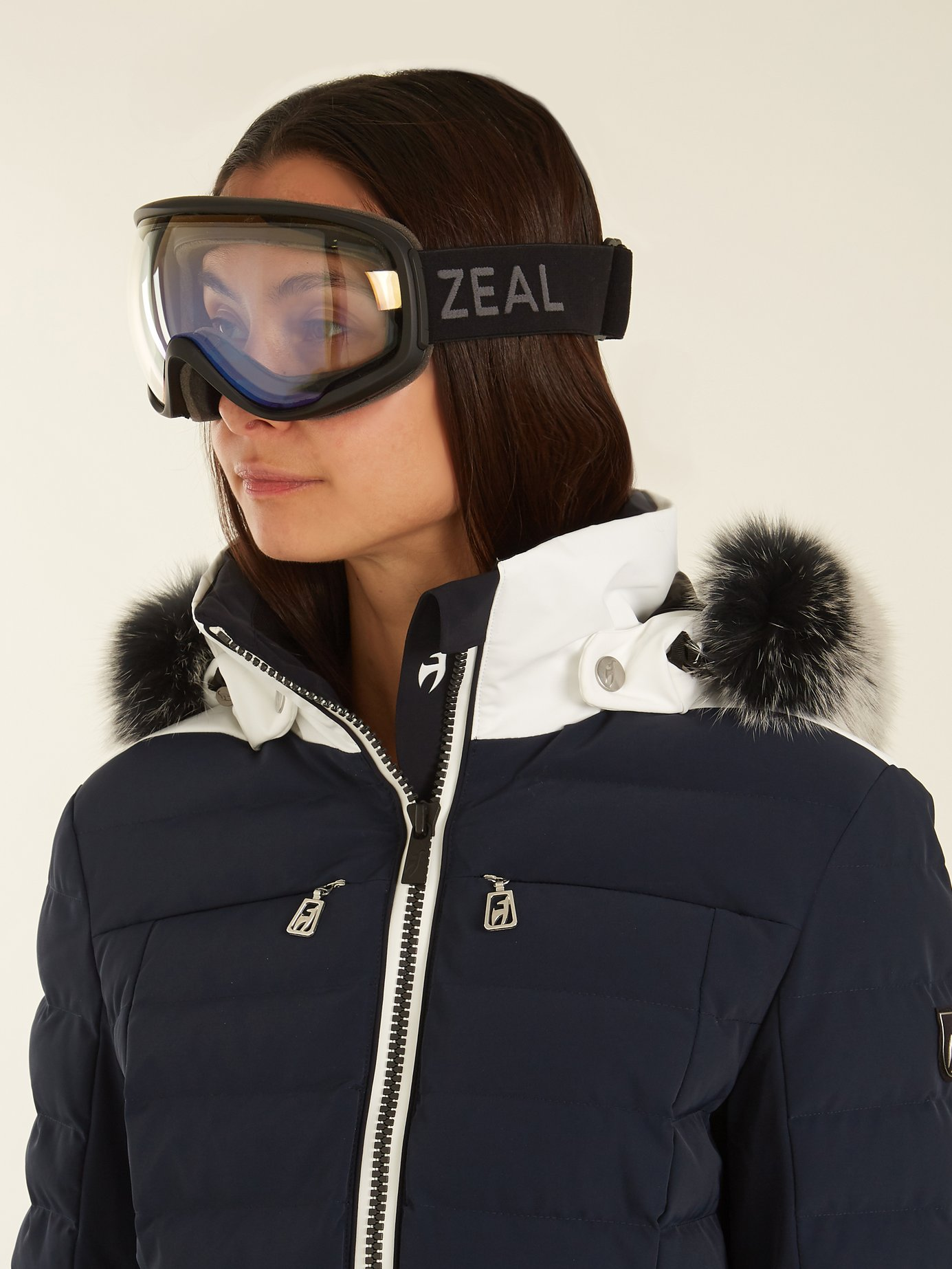 ZEAL OPTICSForecast ski gogglesWas £166 Now £116 - With polarised lenses that change with the weather, these are the perfect goggles for all conditions! Function and sleek so they will last for years to come.