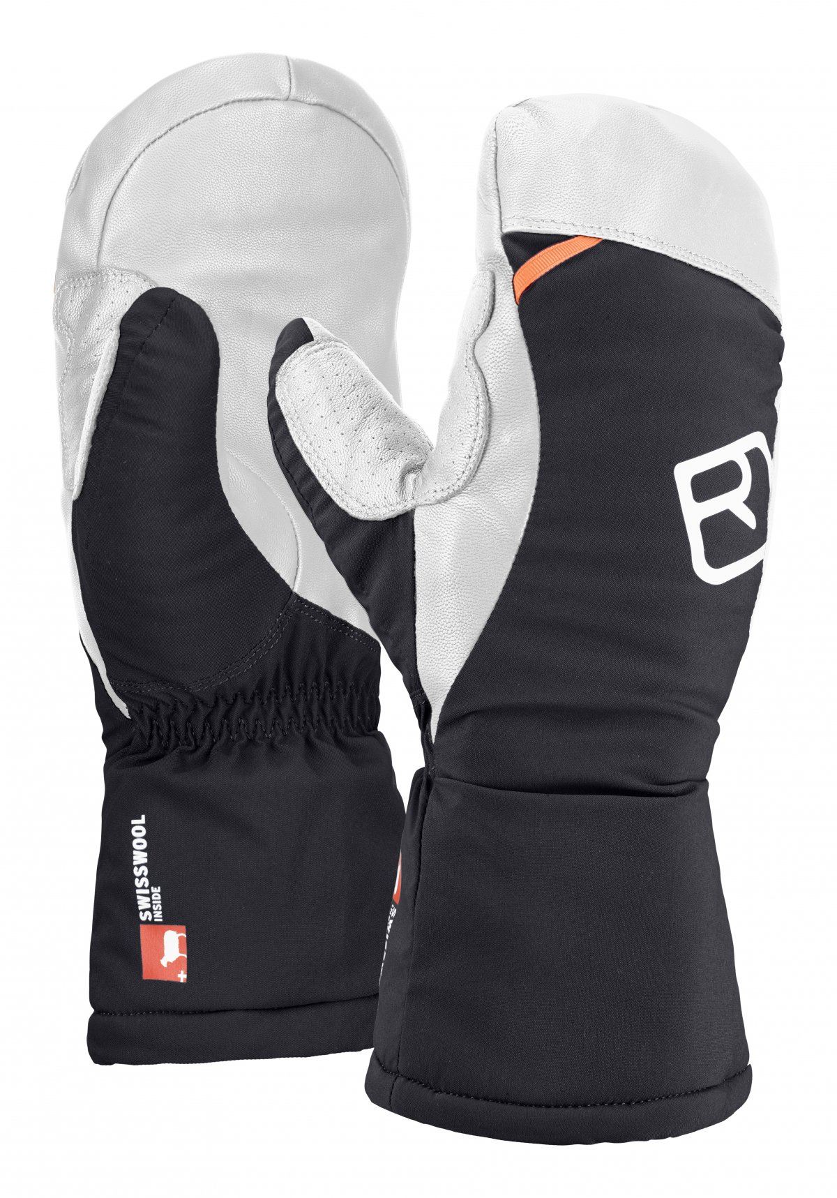 oRTOVOX FREERIDE GLOVES£114 - Lined with the finest merino wool and special insulation padding, cut with a high cuff to keep snow out,these gloves ensure your hands are always dry and warm.Note - Available in mens sizing so go down for a snug fit.