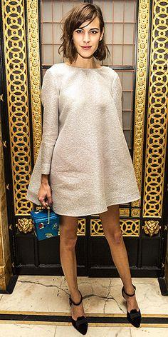 Alexa Chung wearing Emilia Wickstead 2014 British Fashion Awards Afterparty.jpg