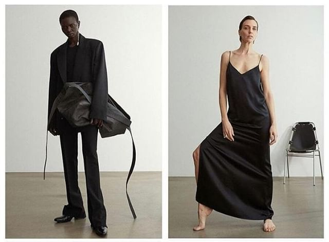 """This is what the future of fashion looks like -  @bitestudios, aw19 collection  1. Environmentally-minded, socially conscious and aesthetically driven.   2. Cut to flatter, with pared-back silhouettes that weave from masculine to feminine at prices just above the contemporary price mark.  3. Big focus on quality, ethical and sustainable fabrics; using organic cottons and linens, organic, cruelty-free silks, naturally dyed wools and recycled buttons.   4. Guaranteed quality of production and treatment of craftsmen.   5. Lifetime repairs on products and will buy back worn designs to resell in archive sales.   """"it's about offering a reliable and accessible modern wardrobe to our customer,"""" says Lundgren - Vogue article by @Ellie_Plithers, Feb 22nd, 2019.   What a vision, collection and brand. A big bravo 👏to Bite Studios.   #bitestudios #sustainablefashion #ethicalfashion #slowfashion #ecofashion #fashion #sustainable #ecofriendly #fashionrevolution #fairtrade #ethicallymade #style #sustainablestyle #fairfashion #organiccotton #instafashion #organic #sustainability #ethical #whomademyclothes #upcycle"""