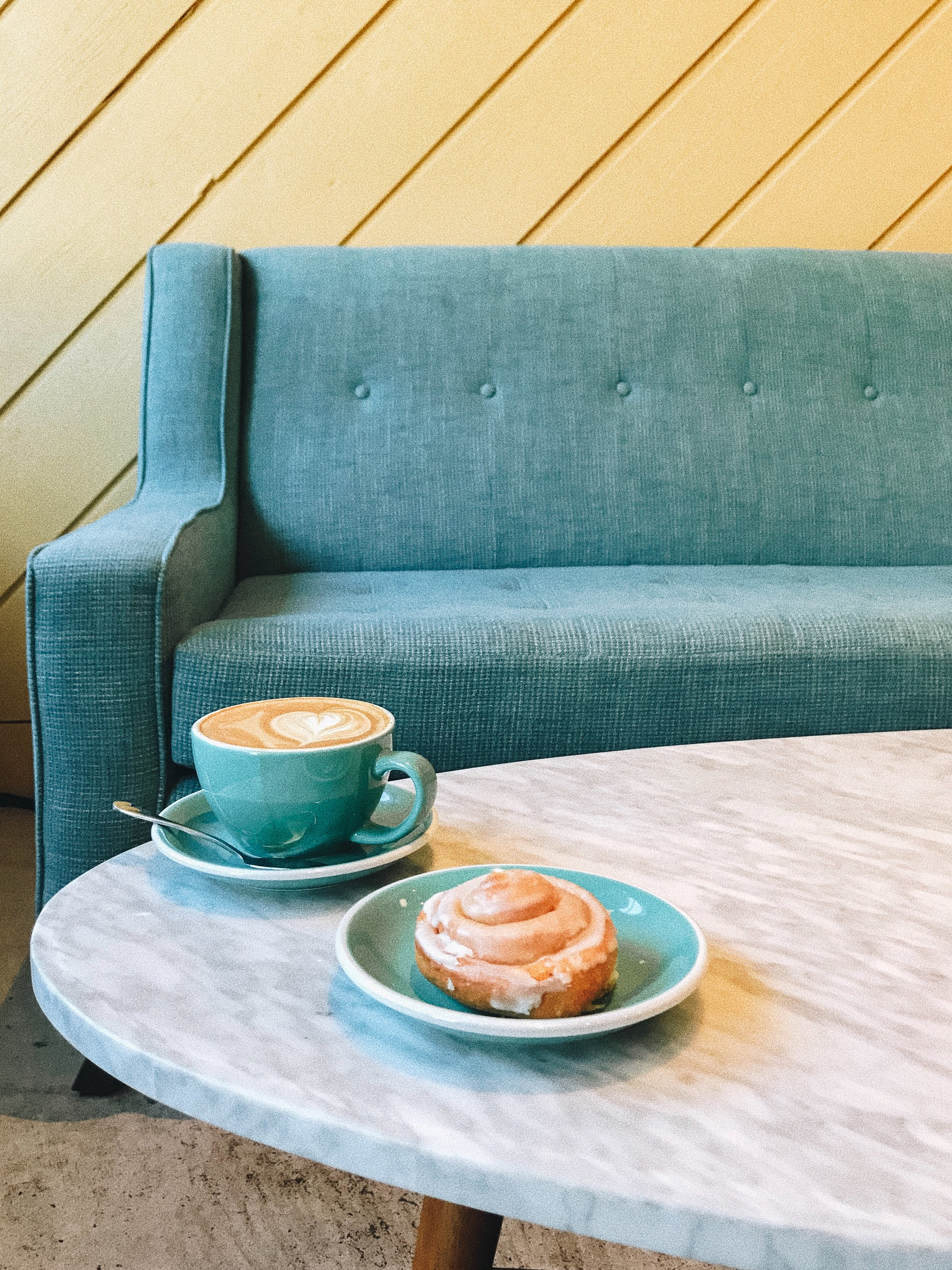 Best Coffee Shops in Dallas | Cafe Victoria