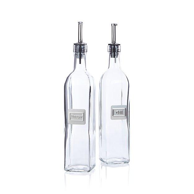 Oil & Vinegar Bottle Set