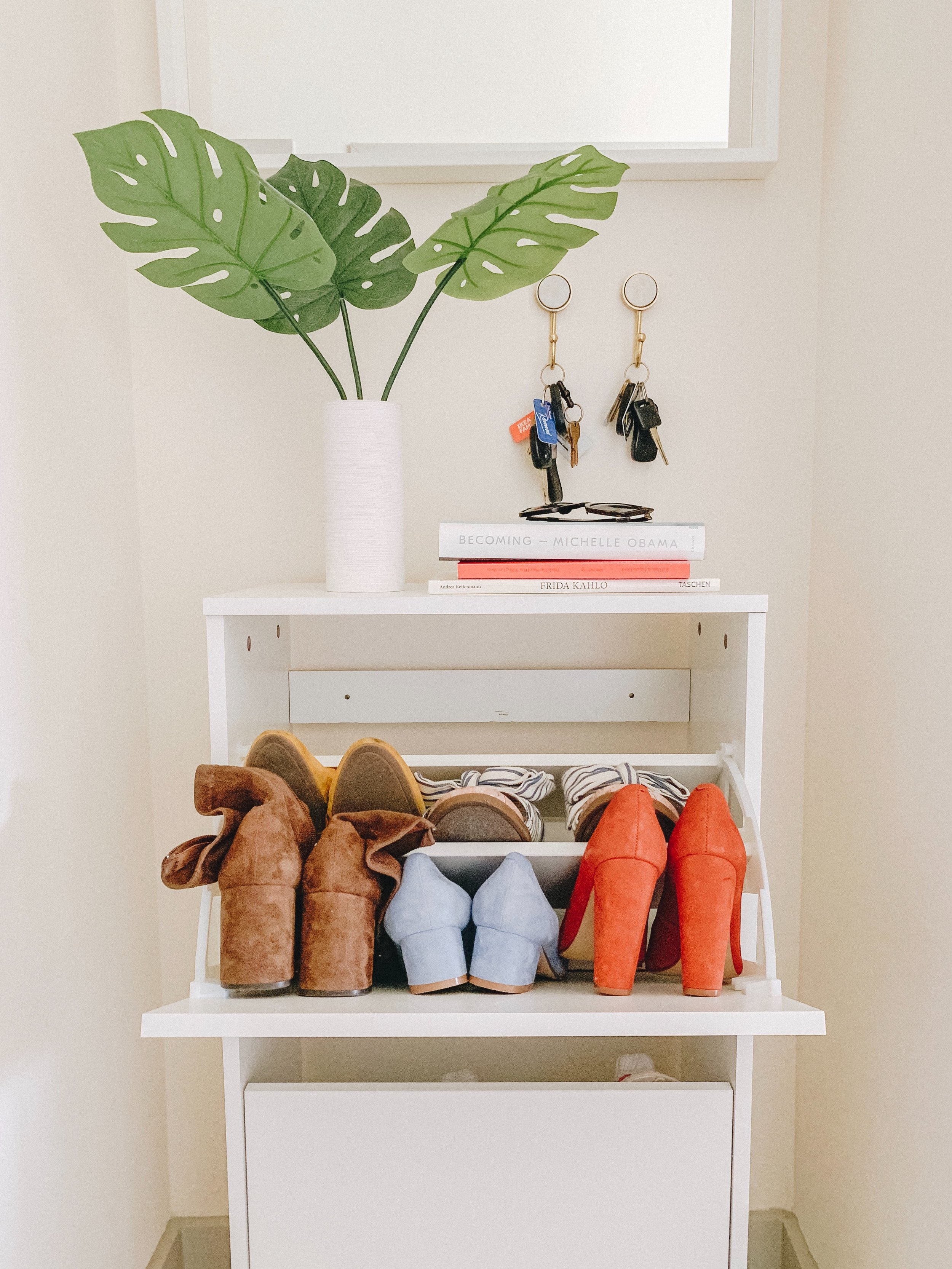 How to Organize Entryway Space | After