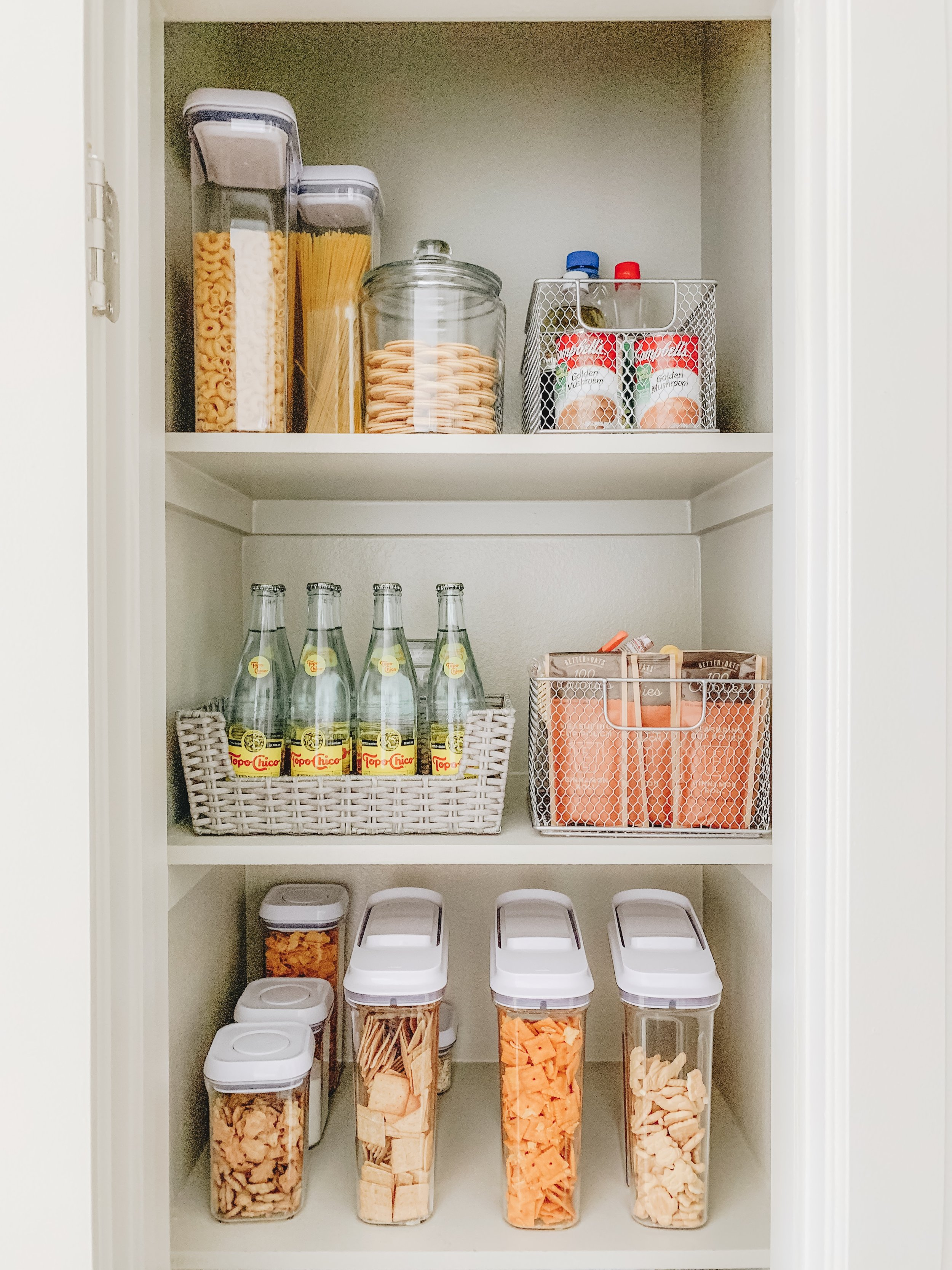 How to Organize Pantry Space | After
