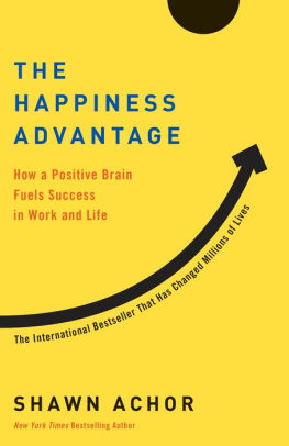 Books to Read | The Happiness Advantage
