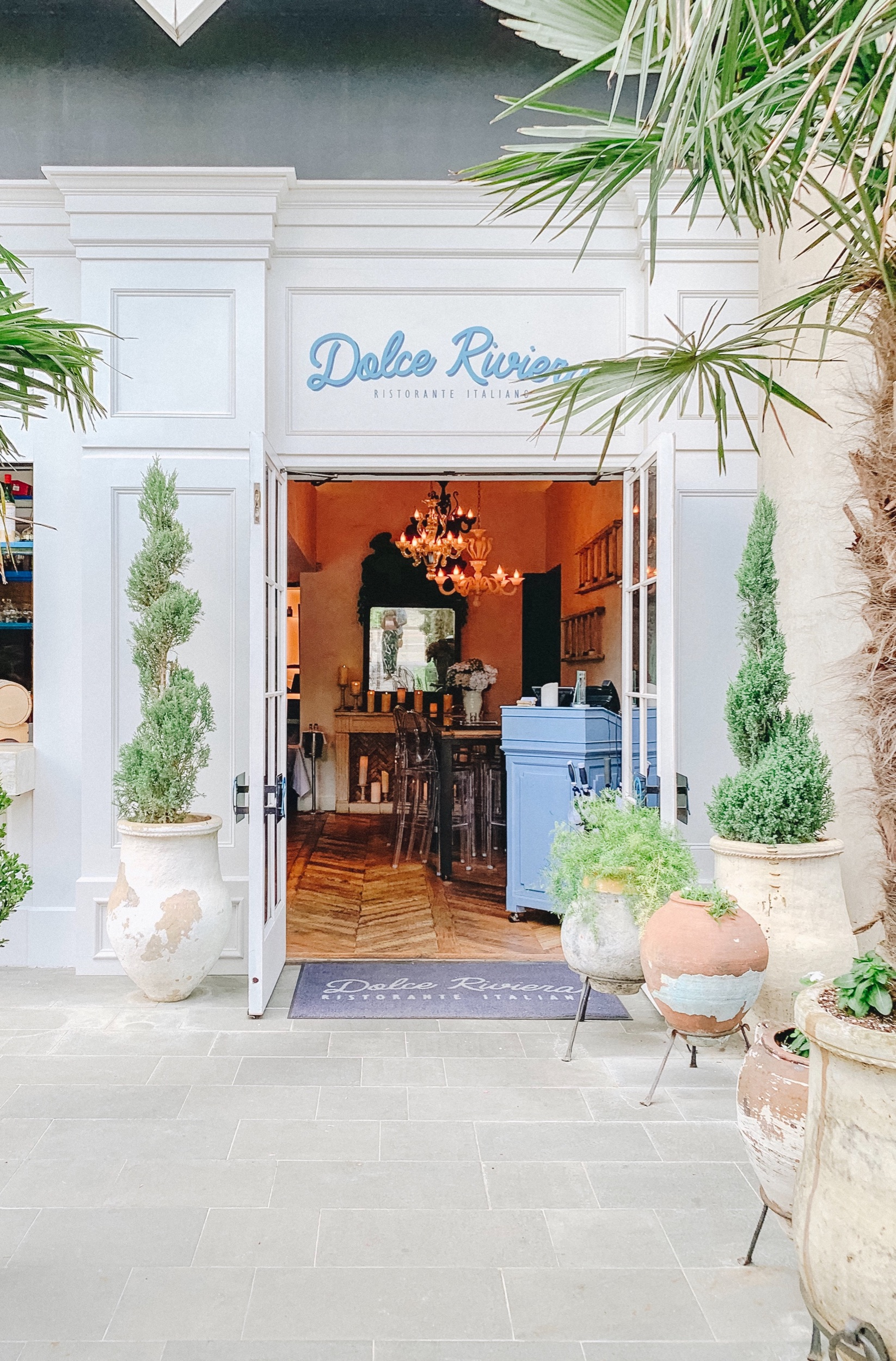 Pictured: Dolce Riviera