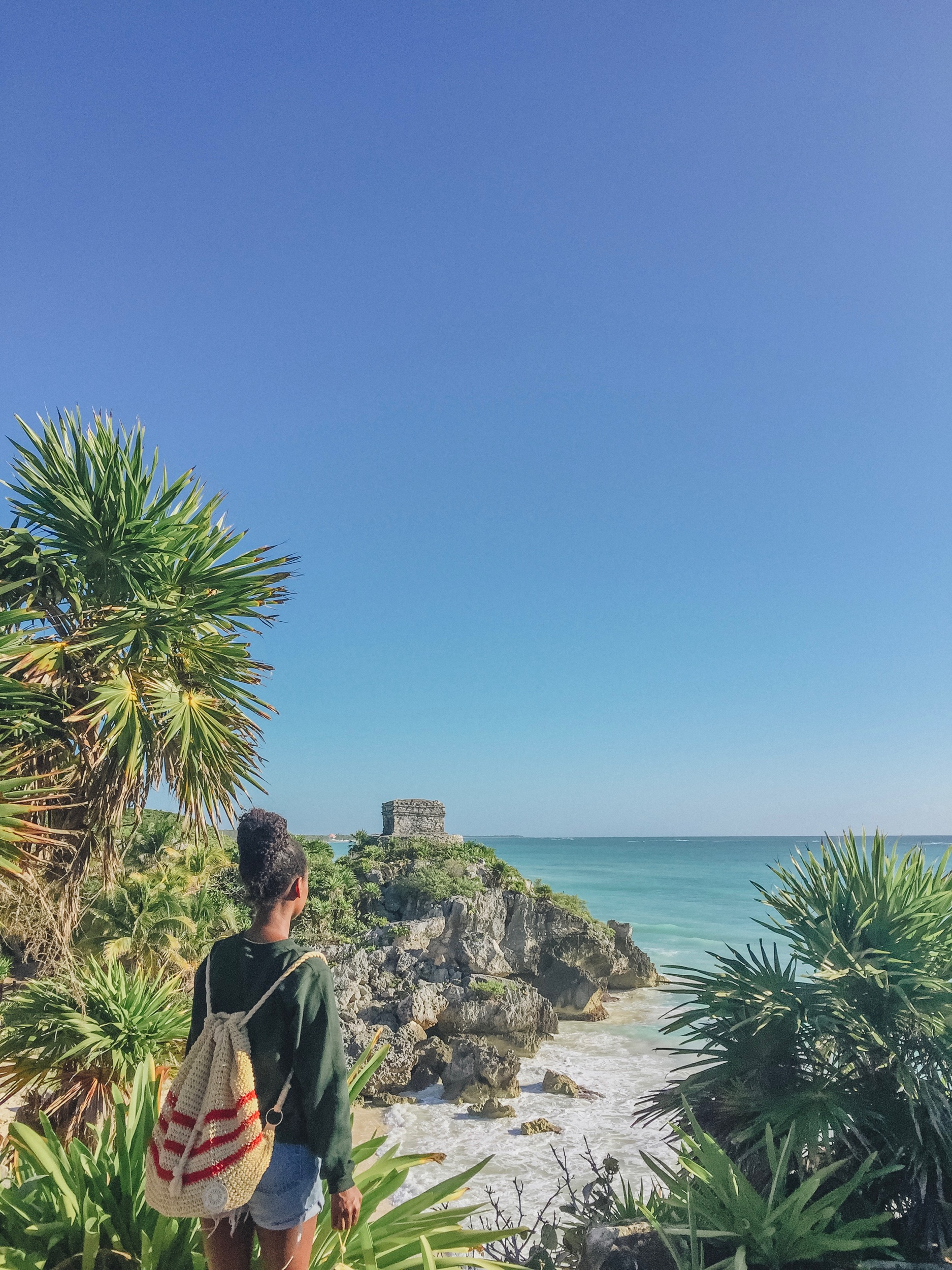 Things to do in Tulum | Visit the Mayan Ruins