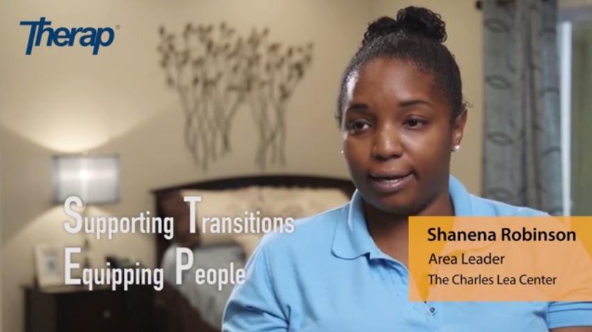 Charles Lea Staff Member Shanena R.