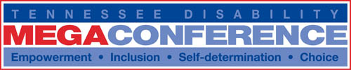 Tennessee Disability MegaConference Logo