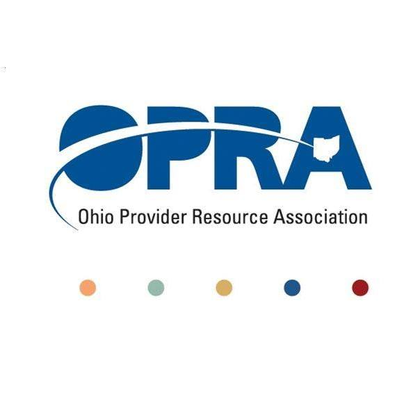The logo for the Ohio Provider Resource Association.