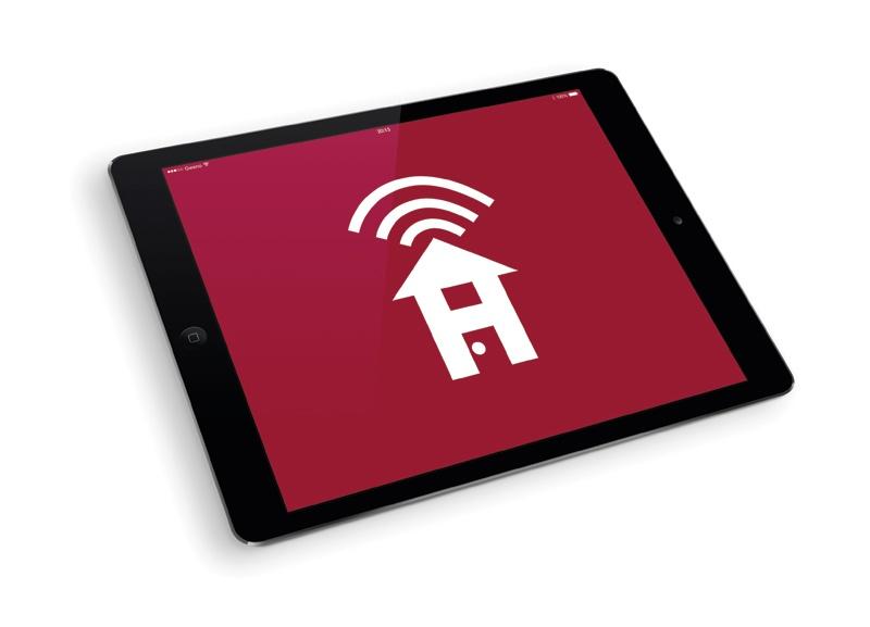 Environmental Controls Tablet