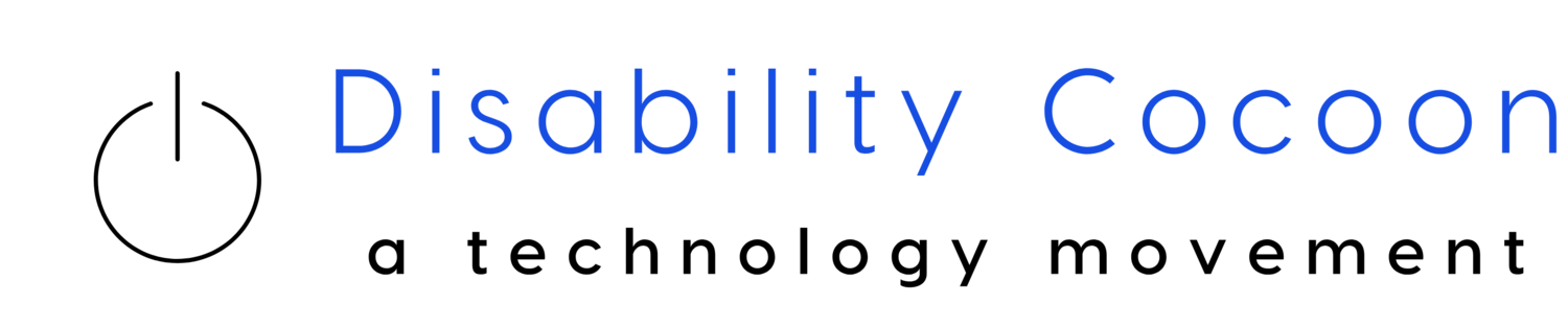 Disability Cocoon A Technology Movement logo
