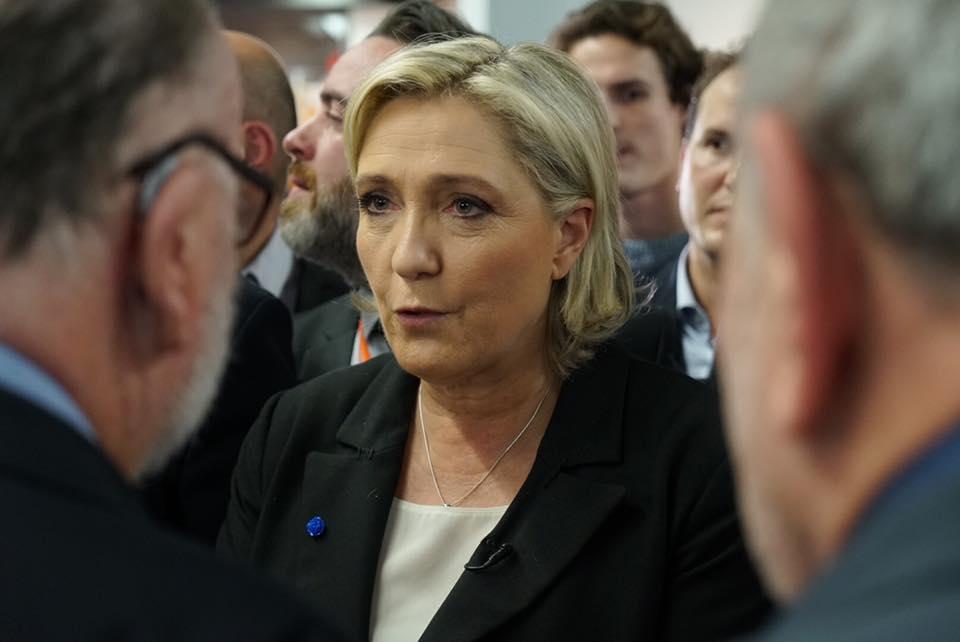 Marine Le Pen - Facebook