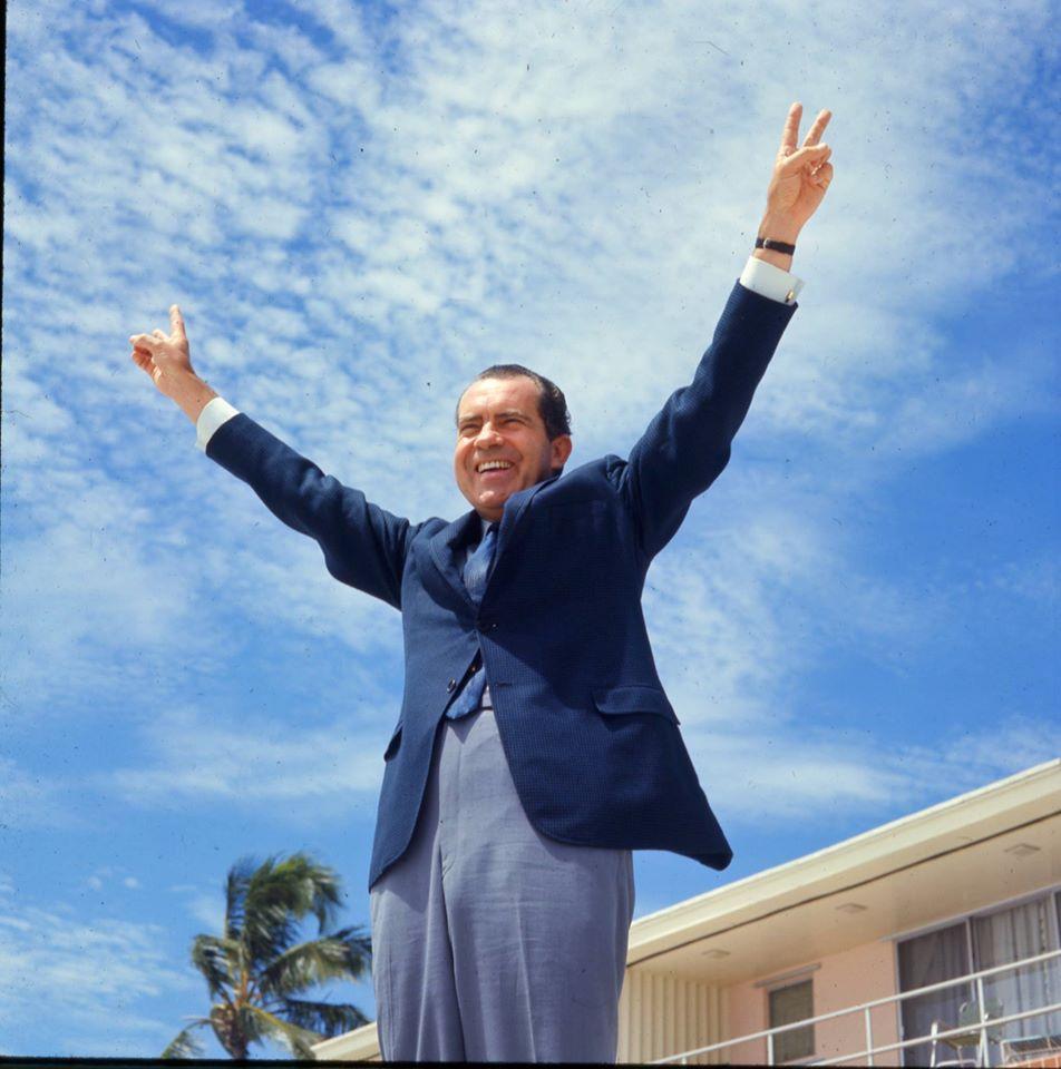 Richard Nixon - Facebook