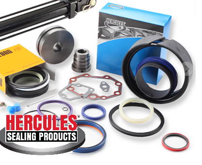 Hercules gets the job done! - Hercules Sealing Products is an aftermarket distributor based in Clearwater, Florida providing next day delivery service throughout the US for seals and seal kits used in the repair of hydraulic cylinders. OEM quality replacement seal kits are available for a wide range of heavy machinery applications including mobile construction equipment, dump/refuse, material handling, mining and industrial applications. Hercules supplies a range of replacement hydraulic cylinders and cylinder repair parts. On site custom machining capabilities provide fast turnaround for all of your custom sealing requirements. The US business services the Central and South American markets along with other selected markets through sub-distributors.