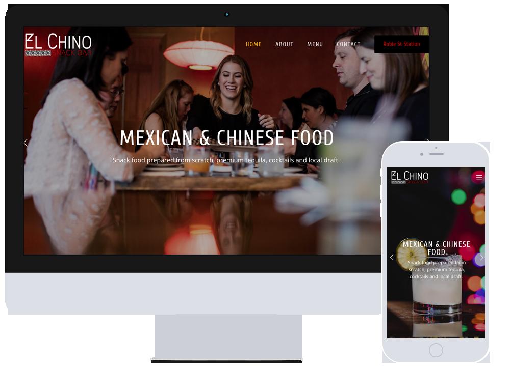 El Chino Snackbar    elchinosnackbar.com