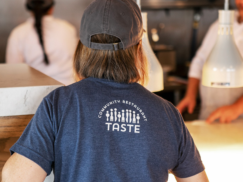 How you can give back through taste community restaurant