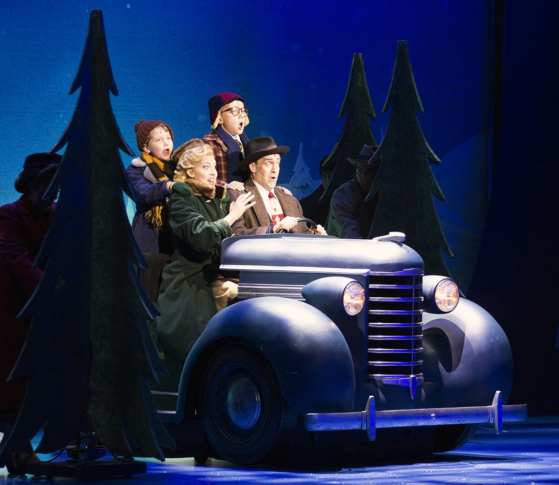 The Parker Family - A Christmas Story Tour