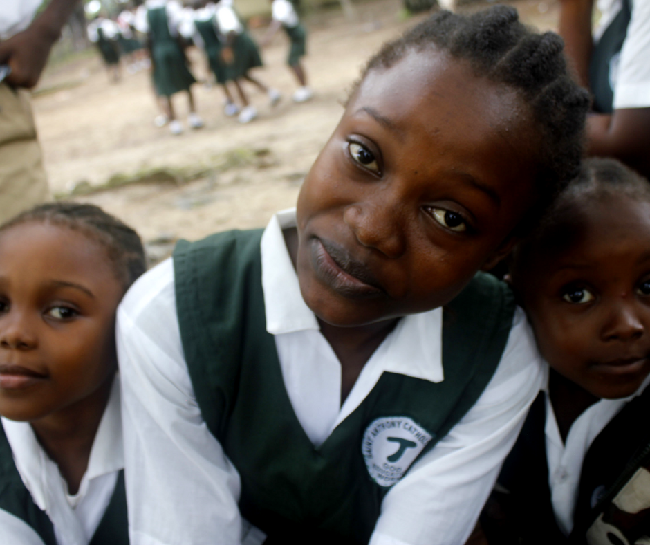 We Are Proud To Provide Education For Girls and Boys in Liberia