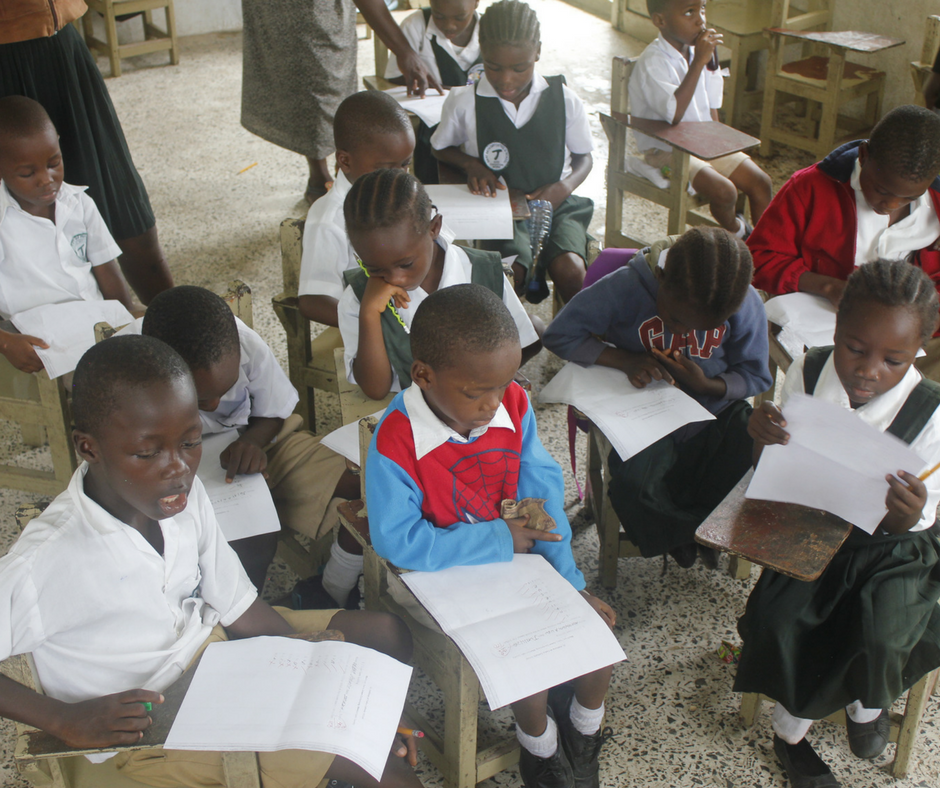 455 Students Studied at Our St. Anthony of Padua School